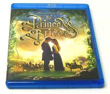 The Princess Bride 25th Anniversary Ed. 1988 Blu-ray Tested Vg Cond. Fast Ship