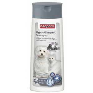 Beaphar Shampoo Anti Allergy Hypo-Allergenic MSM Cell Protection System Dog Cat