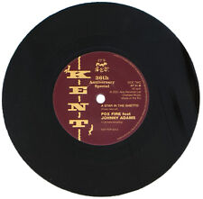 "FOX FIRE Feat JOHNNY ADAMS  ""A STAR IN THE GHETTO""  100 CLUB 36th ANNIVERSARY"