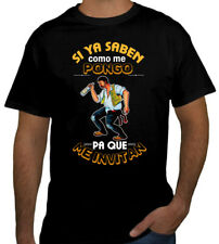 Si ya saben como me pongo shirt, Funny Mexican shirt, Regalos para Papa, Spanish