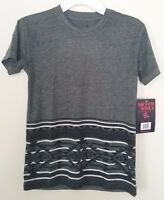 NWT Boys Seven Souls Gray Cotton Blend Tee Size 6 MSRP $22