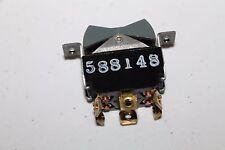 Aircraft Landing Gear Rocker Switch 588-148 (Extend - Off - Retract)