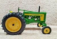 Vintage 2002 ERTL 1/16 Scale Diecast John Deere Model 620 Wide Front Tractor B