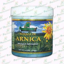 Pomada De Arnica (Arnica Ointment) 4.2 Oz.