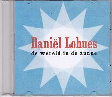 Daniel Lohues-De Wereld In De Zunne Promo cd single