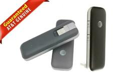 ZTE Velocity USB Stock HotSpot Mobile Data Modem MF861 - AT&T With Back Cover