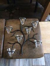 Wandmontierte Mediterrane Deko-Kerzenständer & -Teelichthalter