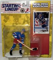New Sealed 1994 Kenner Starting Lineup Mark Messier Rangers Action Figure VTG