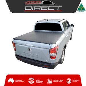 ClipOn Tonneau Cover For Ssangyong Musso Dual Cab - 2018 Onwards