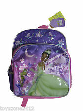 "50571 The Princess and the Frog Backpack 12"" x 10"""