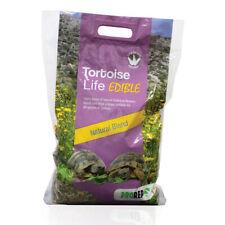 ProRep Tortoise Life EDIBLE Bedding Substrate Reptile Tortoise 10 Litre