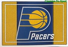 115 TEAM LOGO USA INDIANA PACERS STICKER NBA BASKETBALL 2017 PANINI