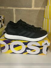 MENS ADIDAS PURE BOOST TRAINERS UK 10 Brand New