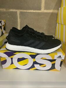 MENS ADIDAS PURE BOOST TRAINERS UK 6.5 Brand New