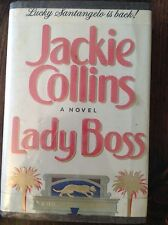 Lady Boss by Jackie Collins (hardcover) store#5302