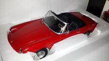 KK-Scale 1:18 Ferrari 275 GTS/4 Pininfarina Spyder rood nieuw in doos