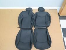 2011-2014 Chrysler 200 LX Black OEM Factory cloth seat cover set