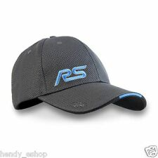 New! Genuine Ford RS Cap Blue Logo  35020385 FOCUS RS MK3 2016 NEW RELEASE