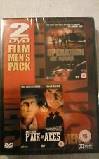 Operation Hit Squad / Another Pair Of Aces. Brand new still sealed