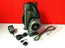 Sennheiser HDR - TR  - 180 Stereo Funkkopfhörer mit Zubehör - TOP Zustand  .