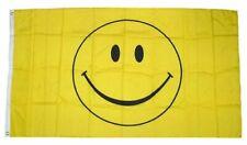Flagge / Fahne Smile Smiley Hissflagge 90 x 150 cm