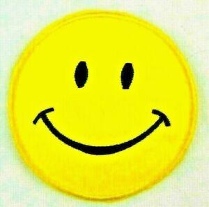 Applikation zum Aufbügeln Bügelbild 2-521 Smiley