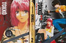 TOKKO l'éveil du diable tomes 1 à 3 Fujisawa manga shonen SERIE COMPLETE