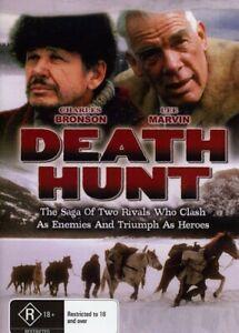 Death Hunt [New DVD] NTSC Region 0
