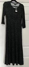 Dorothy Perkins Khaki Green Heart Print Midi Dress 12