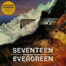 Seventeen Evergreen – Steady On, Scientist! SEALED Lucky050LP VINYL LP ROCK