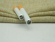 2pc 3 inch Metal Cigarette Bat Tobacco Smoking Pipe Hidden Tobacco accessories