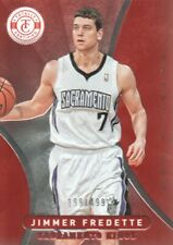 2012-13 Totally Certified Basketball Red #102 Jimmer Fredette 199/499 Kings