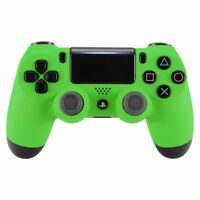 New Sony Playstation Dualshock PS4 Wireless Controller Custom Soft Touch Green