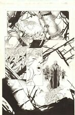 Ascension #3 p.16 - 1997 art by David Finch