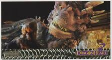 DRAGONHEART TOPPS WIDEVISION TRADING CARDS DRAGONHEART HOLOFOIL INSERT CARD 3C
