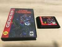 Light Crusader (Sega Genesis, 1995) - Game and Case