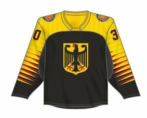 Germany National Team Ice Hockey Jersey