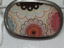 Belt Buckle Multi Color Wild and Fun Design