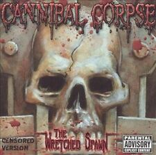 The Wretched Spawn [Clean] [Edited] [PA] by Cannibal Corpse (CD, Feb-2004, Metal Blade)