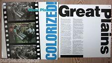 Great Plains – Colorized!     Vinyl LP