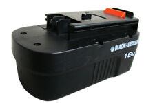 ORIGINAL 18V  Black und Decker Slide Akku Pack Akkupack Firestorm A18E 18 Volt