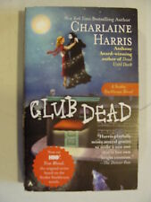 Club Dead by Charlaine Harris ~ A Sookie Stackhouse Novel (2003, Paperback)
