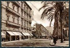 Palermo Foto FG cartolina D9511 SZI