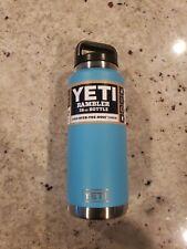 Rare Yeti 36oz Rambler Insulated Vacuum Bottle - Reef Blue