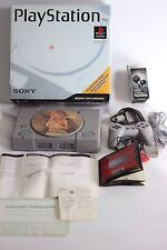 🔥 Playstation 1 Console with BOX and Accessories SCPH-1001/94000 W/Game Disc 🔥