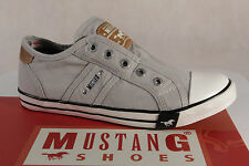Mustang Slippers Sneakers Low Shoes Casual Shoes Grey New