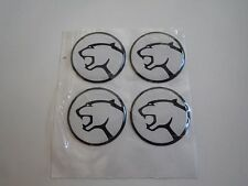 MERCURY COUGAR CAT EMBLEM LOGO VINTAGE STYLE DECAL STICKER SET 4x 1""