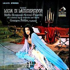 """DONIZETTI: """"LUCIA DI LAMMERMOOR"""" (ANNA MOFFO) (3 LP) PREMIUM QUALITY USED LP NM"""