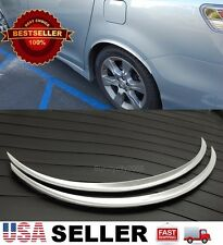 "1"" Arch Extension Silver Diffuser Protector Guard Fender Flares For Toyota Scion"