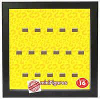 Setzkasten Vitrine für LEGO Minifiguren Motiv Serie 16